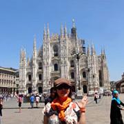 イタリア紀行:帰国