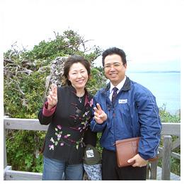 宮古島の仲間たち:神聖なる大神島