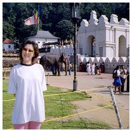 スリランカ紀行 1st:仏歯寺・ゾウの孤児院